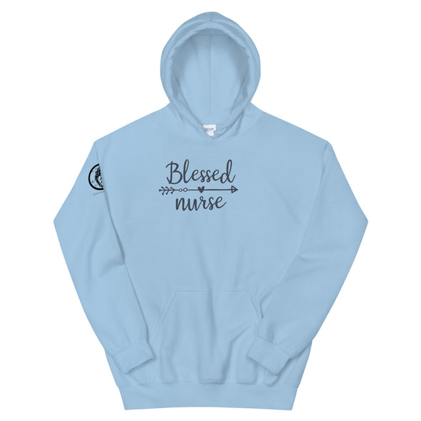 Heart+Sound Solutions Blessed Nurse Hoodie - Heart+Sound Solutions