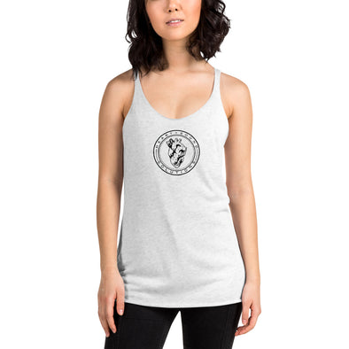 Heart+Sound Solutions Women's Racerback Tank - Heart+Sound Solutions