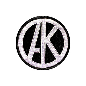 "Andy Kong ""VW"" Style Embroidered Westfalia Patch"