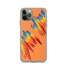 Load image into Gallery viewer, Electric Rainbow iPhone Case