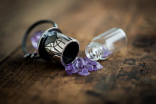 Load image into Gallery viewer, Amethyst - Crystal Keepsake Vial