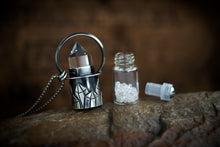 Load image into Gallery viewer, Clear Quartz - Crystal Keepsake Vial