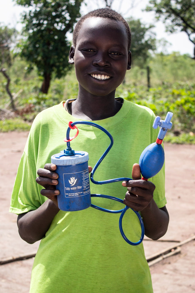 Give the Gift of a Water Filter