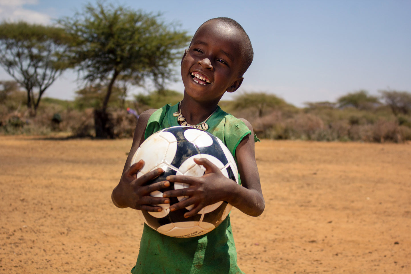 Soccer Balls Double for Giving Tuesday!