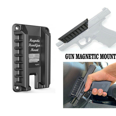 Quick Draw Loaded Gun Magnet Mount