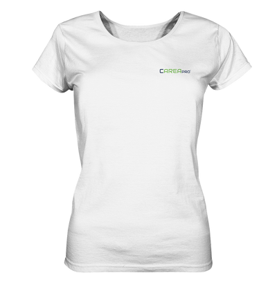 CAREApro basic  - Ladies Organic Shirt - CAREApro