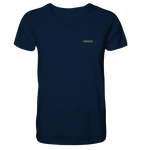 CAREApro basic  - Mens Organic V-Neck Shirt - CAREApro
