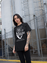 Load image into Gallery viewer, Dark Heart T-Shirt Black