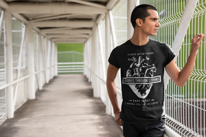 Dark Heart T-Shirt Black