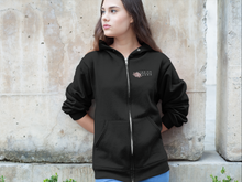 Load image into Gallery viewer, Anthem Unisex Zip Up Hoodie