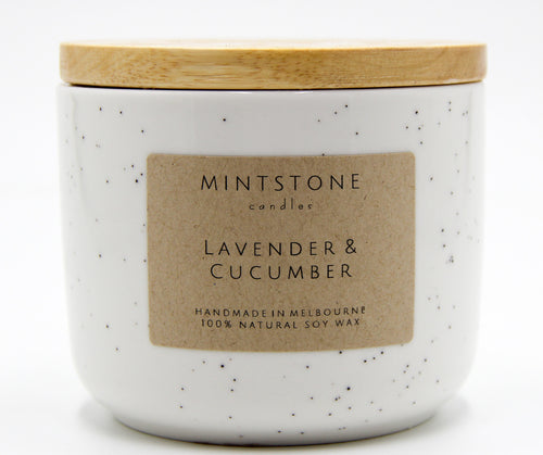 Calming and refreshing - Lavender & Cucumber