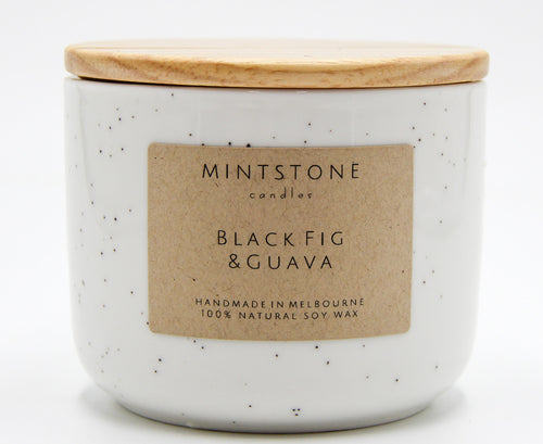 Feeling fruity today? - Black Fig & Guava