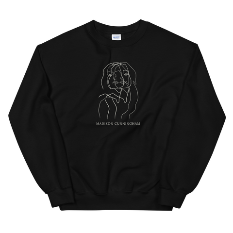Who Are You Now Crewneck