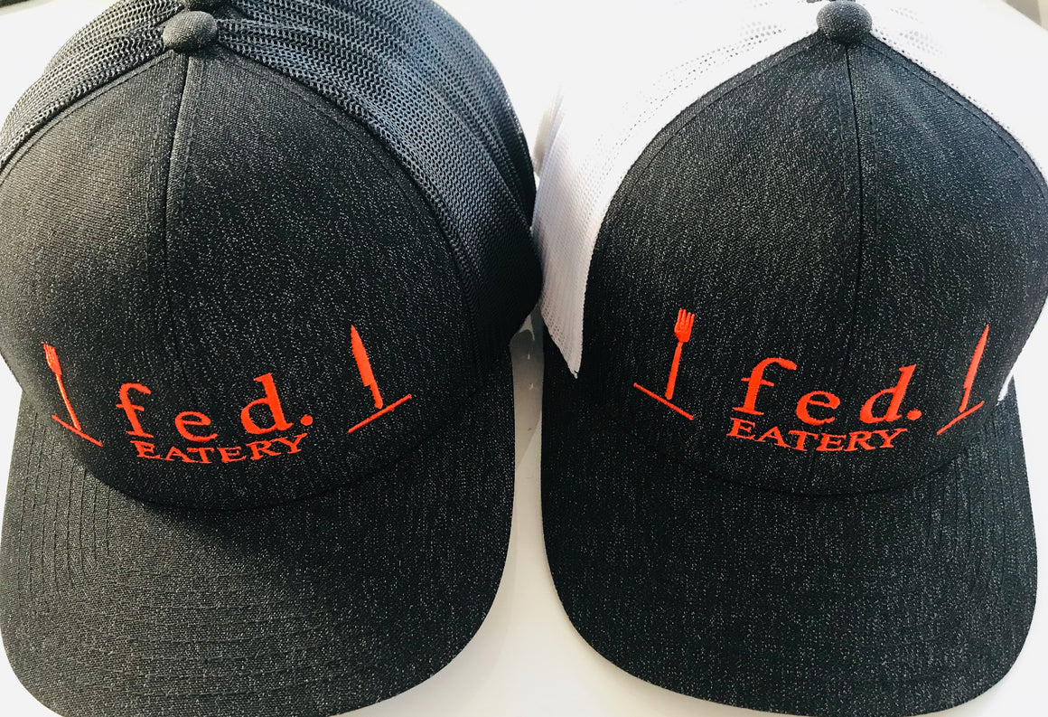 FED Eatery Trucker Hats