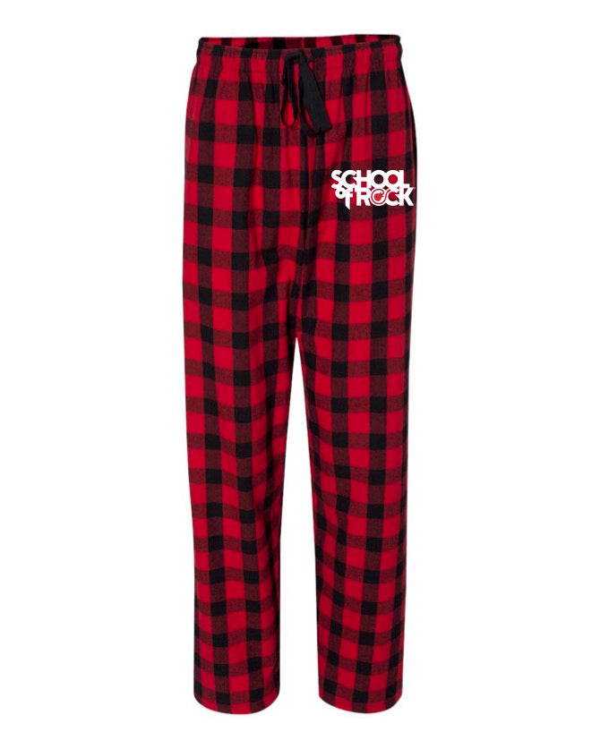 SAMPLE SOR Buffalo Check Flannel Pant
