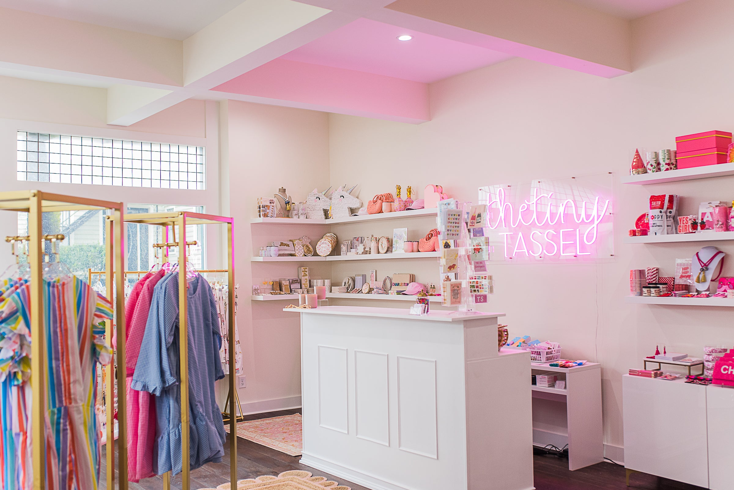 BuDhaGirl's April Store of the Month: The Tiny Tassel 4