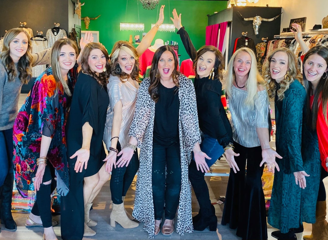 BuDhaGirl's May Store of the Month: The Tiny Tassel 1