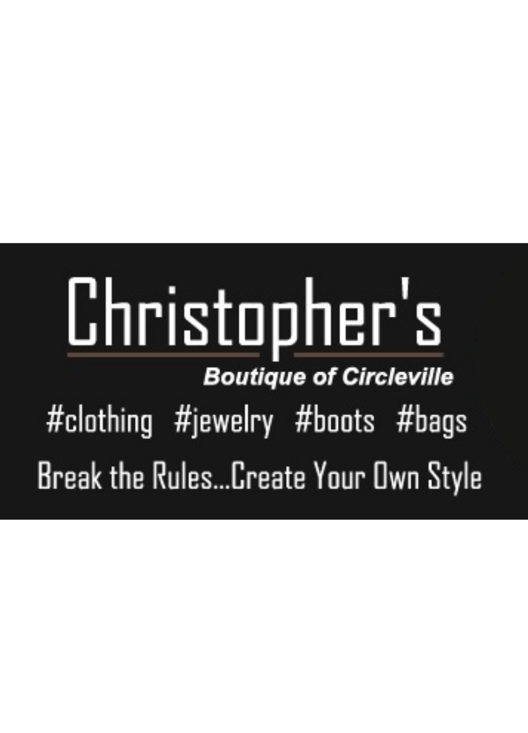 BuDhaGirl's July Store of the Month: Christopher's Boutique