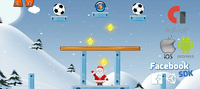 Santa's Gift Physic Puzzle Unity Game