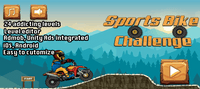 Sports Bike Racing UNITY Game