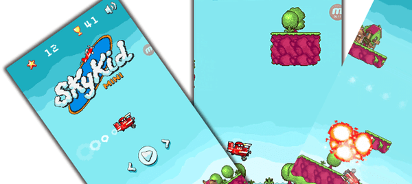 Super Airplane Adventure Unity Game