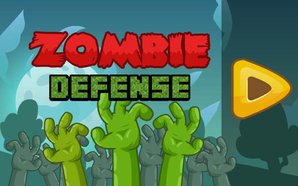 Zombie Defense Unity Fully Source Code