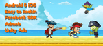 Pirate Run Away Endless Run Platformer Unity Game