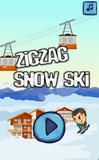 ZigZag Snow Ski Unity Complete Project