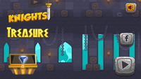 Knight Treasure Adventure Platformer Unity Game