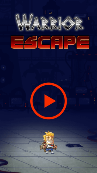 Warrior Escape Unity Full Source Code Project – AWD Games