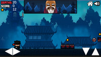 Ninja Shadow Endless Runner Unity Source Code