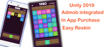 2048 Shoot And Merge Block Number Puzzle Unity Source Code