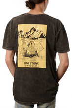 Load image into Gallery viewer, One Stone Armrests Stonewash Tee