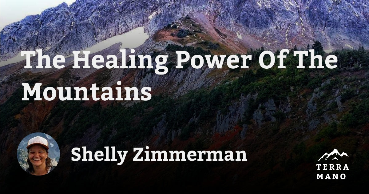 Shelly Zimmerman - The Healing Power Of The Mountains