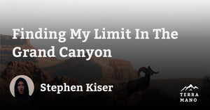 Stephen Kiser - Finding My Limit In The Grand Canyon