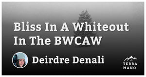 Deirdre Denali - Bliss In A Whiteout In The BWCAW