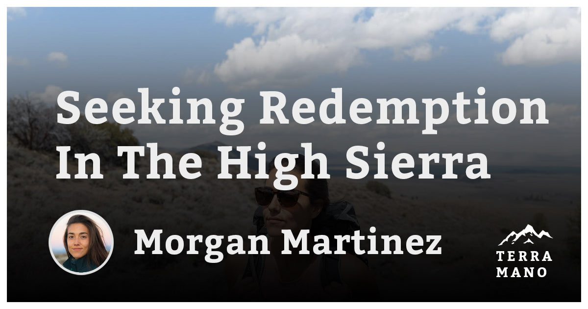 Morgan Martinez - Seeking Redemption In The High Sierra