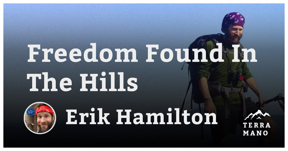 Erik Hamilton - Freedom Found In The Hills