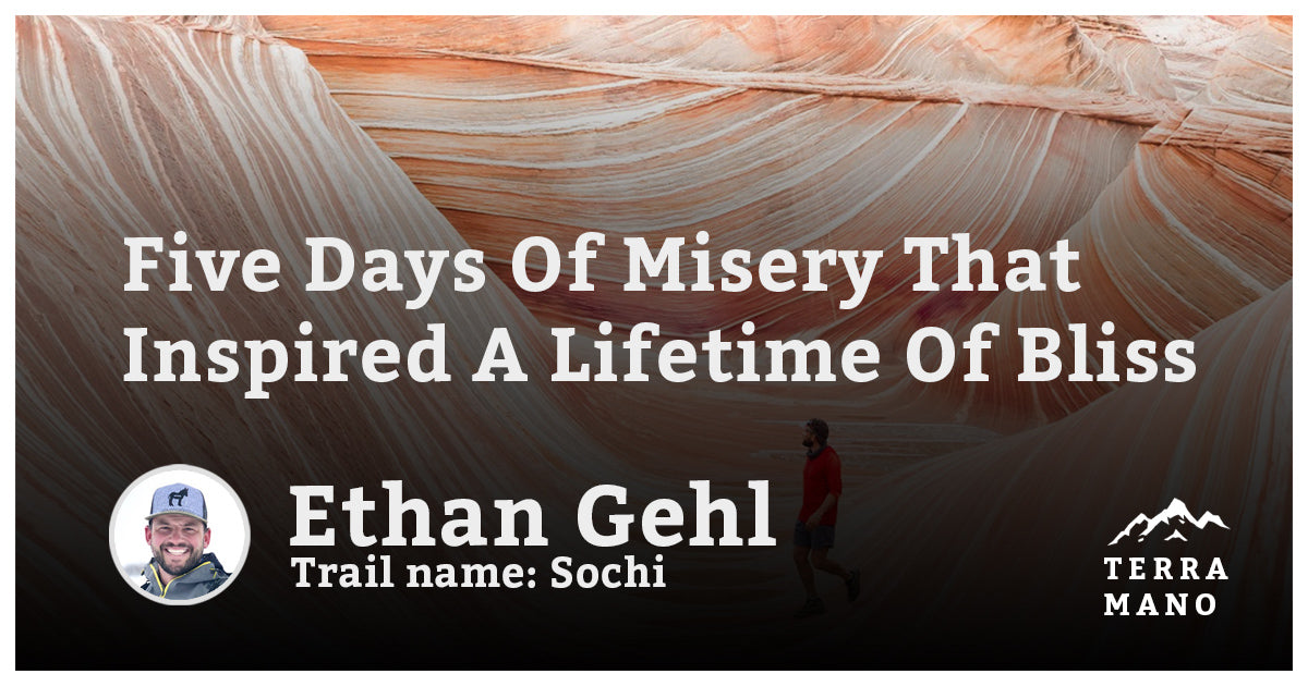 Ethan Gehl - Five Days Of Misery That Inspired A Lifetime Of Bliss