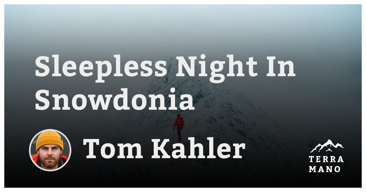 Tom Kahler - Sleepless Night In Snowdonia