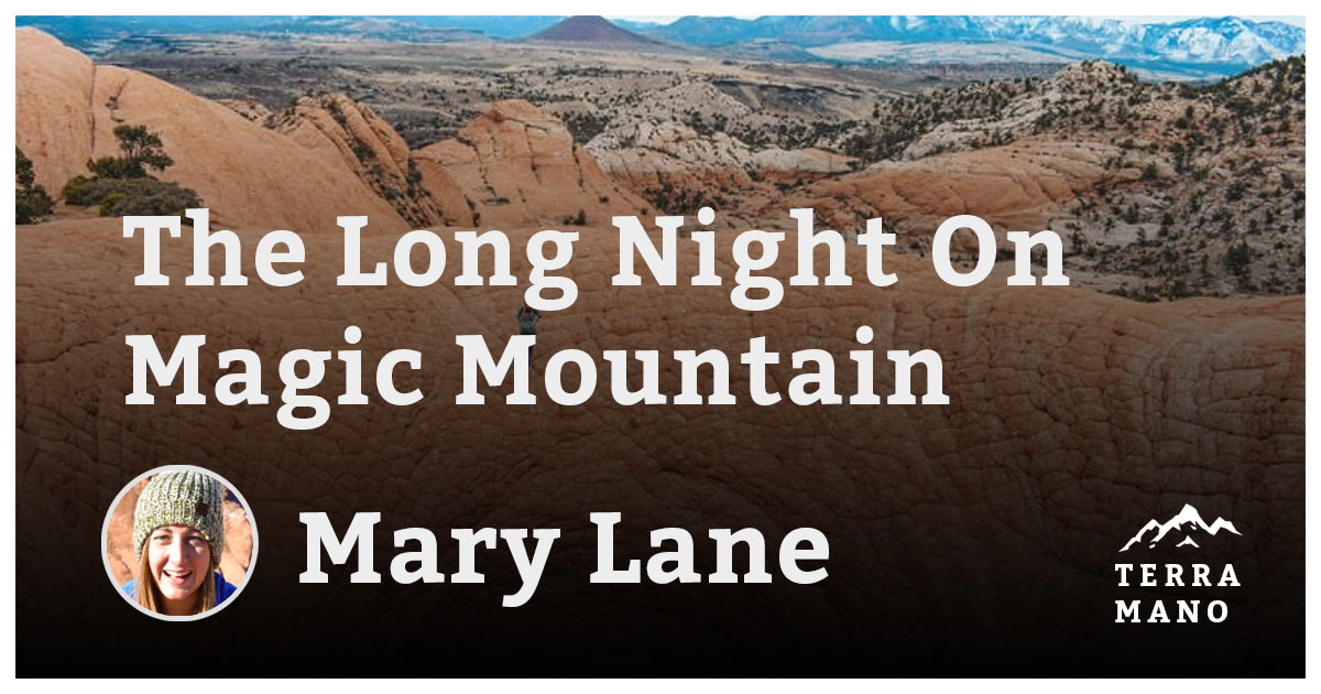 Mary Lane - The Long Night On Magic Mountain