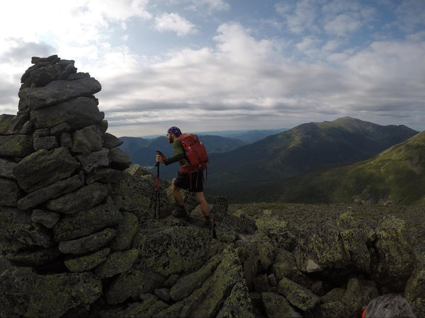 Mount Madison, Presidential Traverse, 2018