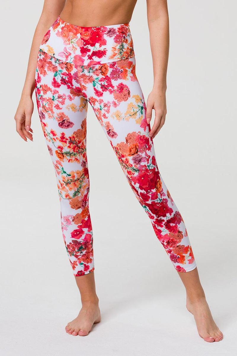 Primavera High Rise Midi Legging