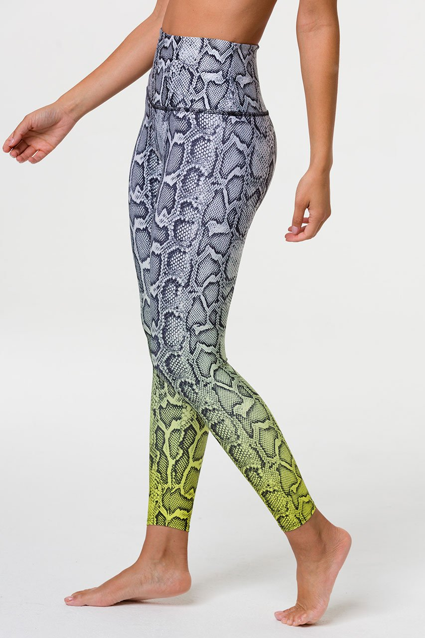 Vixen Graphic High Rise Midi Legging