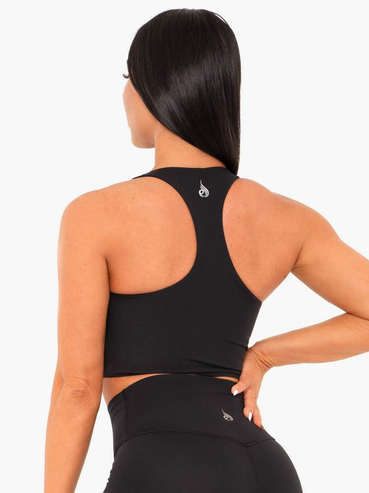 NKD Sports Bra Black