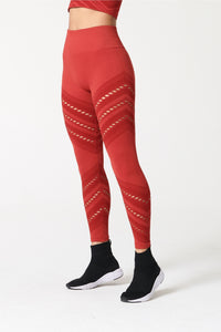 High Life Legging Red