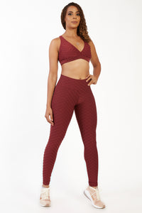 Legging WP Burgundy
