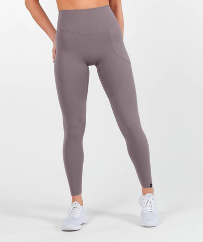 Lux High Waist Leggings - Moon Rock