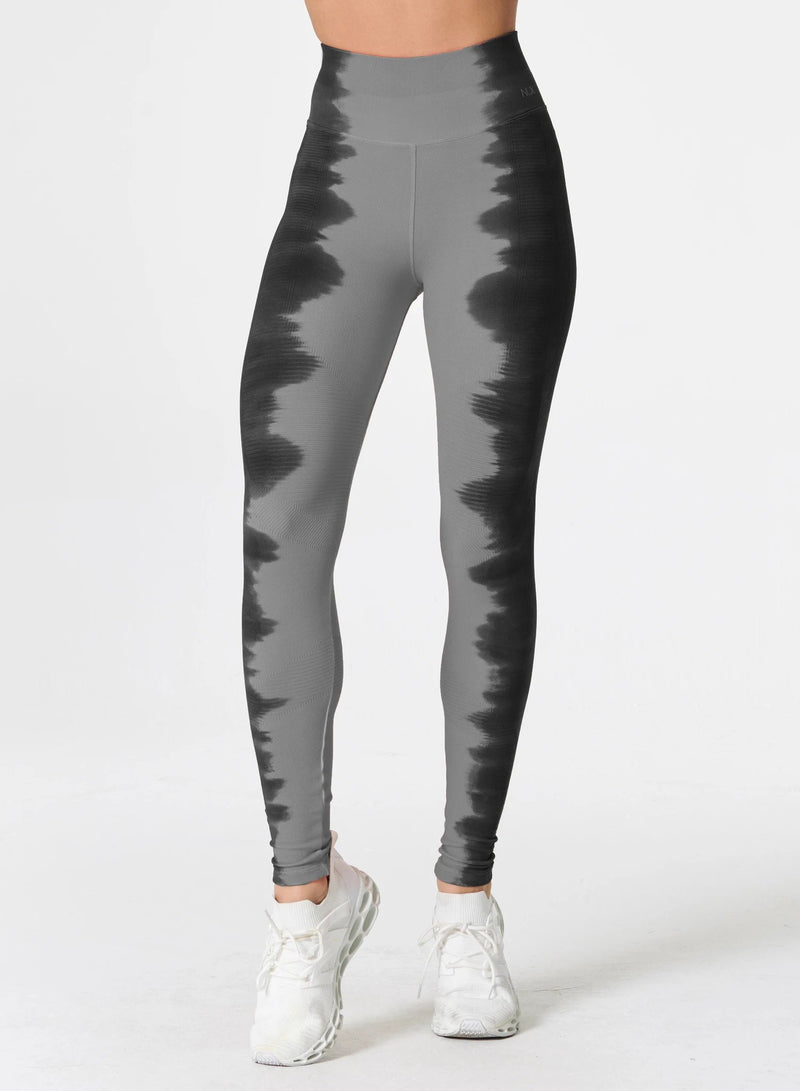 One by One Legging HD - Grey/Black