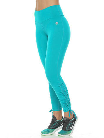 Mandy Teal Leggings